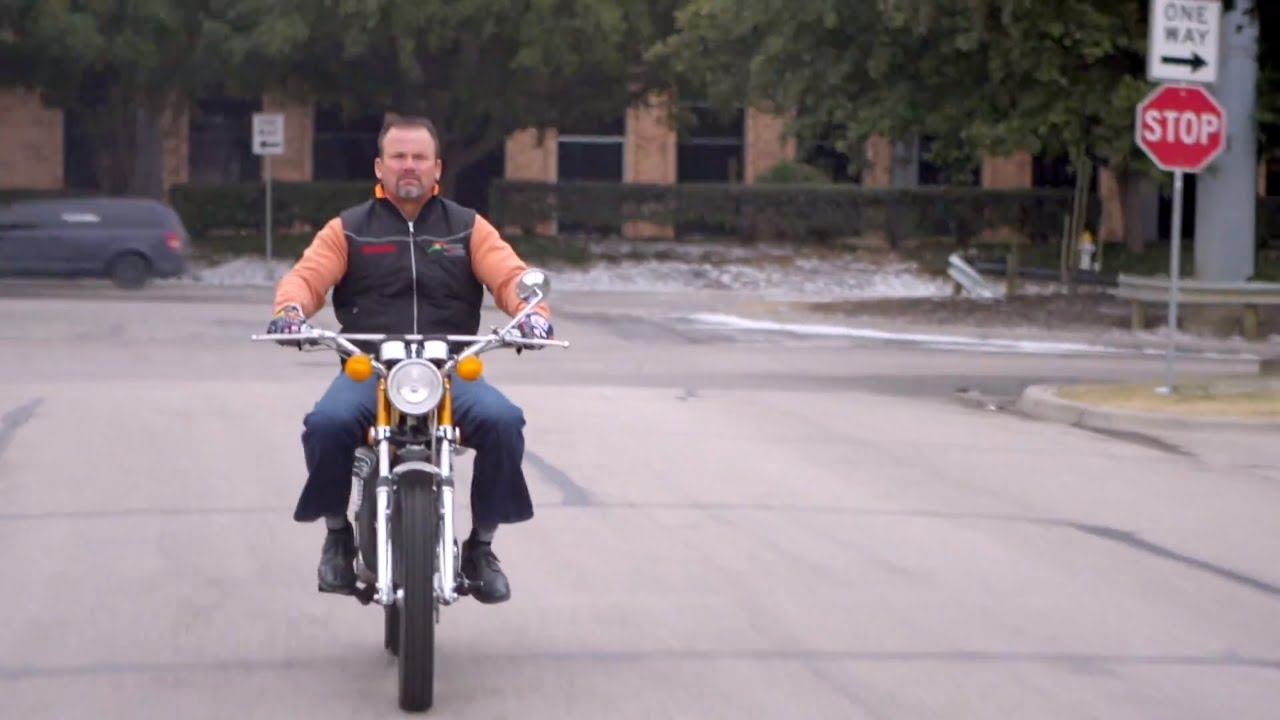 Uship And Ebay Vintage Motorcycle Collecting Youtube