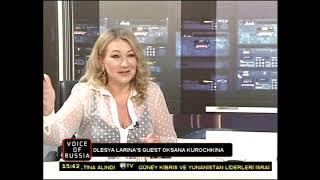 KIBRIS TV- VOICE OF RUSSIA- 04 HAZİRAN