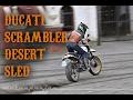 Ducati Scrambler Desert Sled, prueba en Motorpasión Moto