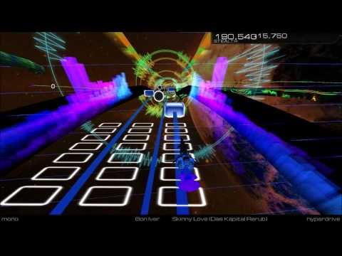 Audiosurf 2: Bon Iver - Skinny Love (Das Kapital Rerub)