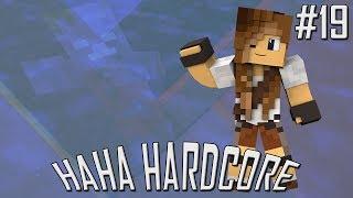ZGINĘ NO KURDE ZGINĘ!  | HAHA-Hardcore #19 | Minecraft Hardcore Mode 1.14.4