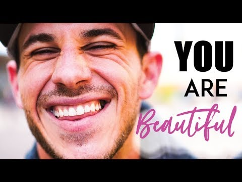 1 HOUR OF STRANGERS REACT TO BEING CALLED BEAUTIFUL