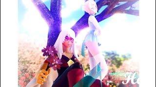 [Steven Universe animation] Jasper redemption (+ Pearl fusion)
