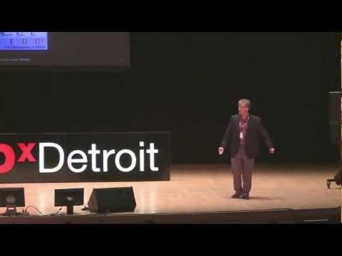 TEDxDetroit 2011 - Dr  Claude Pruneau - The Perfect Liquid