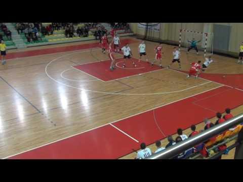 Baltic Handball Leaque  Tenax Dobele- SKA Minsk