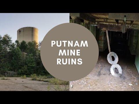 Putnam Mine- Abandoned Coal Mine- West Virginia