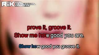 Who Do You Think You Are (Official Instrumental KARAOKE) - Spice Girls