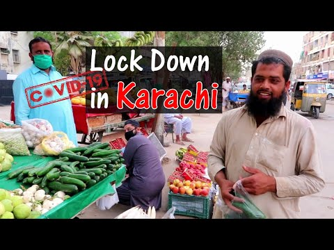 COVID-19 Lockdown in Karachi, Pakistan | Travel Bans in the World
