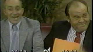 "Alberto Olmedo:  ""Alvarez y Borges"""