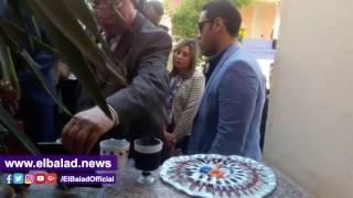 حلمي النمنم يفتتح قصر ثقافة البداري بأسيوط.. فيديو وصور
