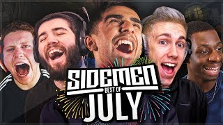 SIDEMEN BEST OF JULY 2018