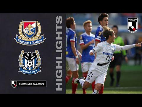 Yokohama F. Marinos 1-2 Gamba Osaka | J.League Champions Stunned As Kurata & Yajima Strike