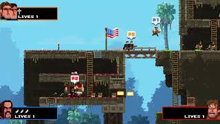 Game Night - Broforce (Part 1)