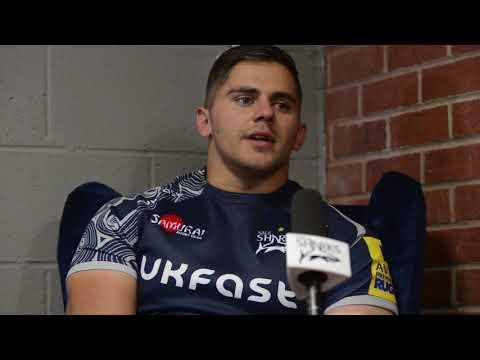 Rohan Janse Van Rensburg - First Interview