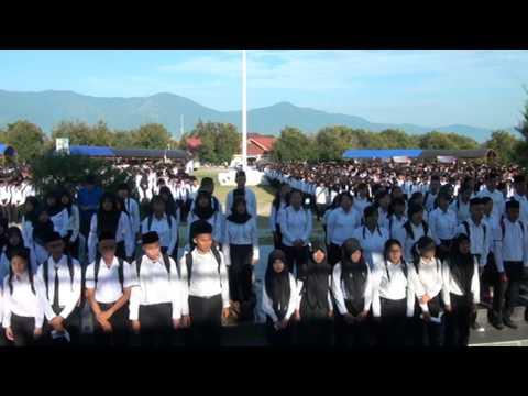 Dok. Humas Untad. Pembukaan Ormik Mahasiswa Baru  Universitas Tadulako Palu Tahun 2014