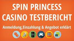 Spin Princess Casino Testbericht: Anmeldung & Einzahlung erklärt [4K]