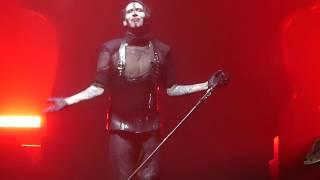 """This is the New Shit"" Marilyn Manson@Hammerstein Ballroom New York 9/30/17"