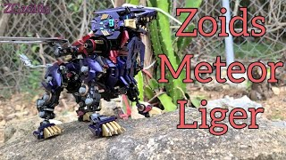 Meteor Liger Zoid : Did It Evolve From Energy Liger ?