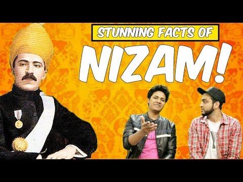 Stunning Facts of The Nizam ! l The Baigan Vines