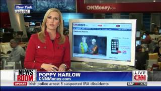 CNN - Brooke Baldwin Poppy Harlow 01 13 11