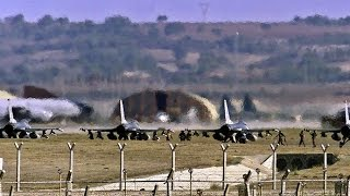 Turkey questions US coalition presence at Incirlik Air Base amid 'confidence crisis'