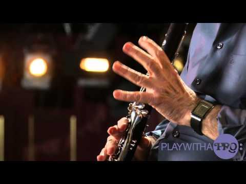 Clarinet lessons, Lee Morgan, Götterdämmerung orchestral study, Clarinet
