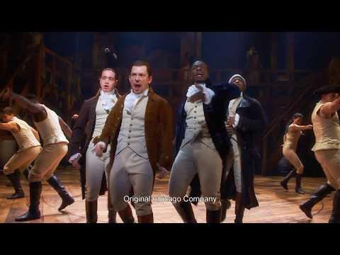 HAMILTON Montage - Broadway in Cincinnati
