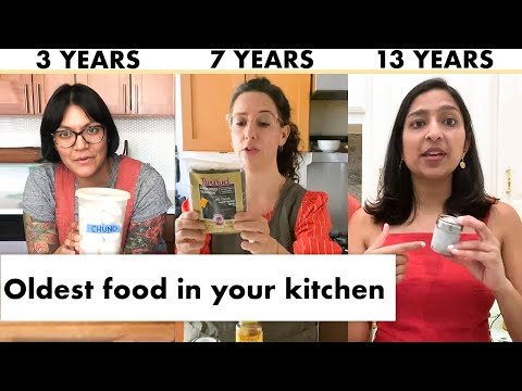Pro Chefs Show Us the Oldest Food in Their Kitchens | Test Kitchen Talks @ Home | Bon Appétit