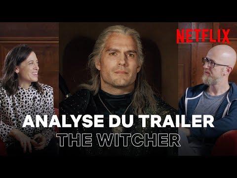 Les CRÉATEURS de THE WITCHER ANALYSENT la BANDE-ANNONCE | Netflix France