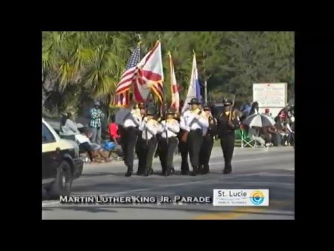 2016 Martin Luther King Jr. Parade