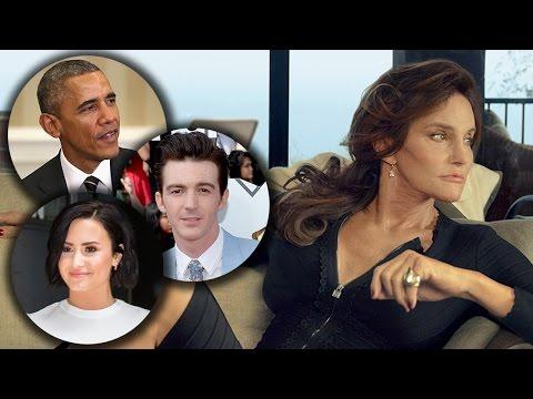 Celebs React to Caitlyn Jenner's Vanity Fair Photos