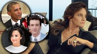 Celebs React to Caitlyn Jenner