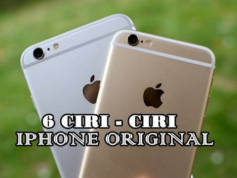 6 TRIK BEDAKAN IPHONE PALSU VS ORIGINAL 2018 !! - YouTube 5a98a7224c