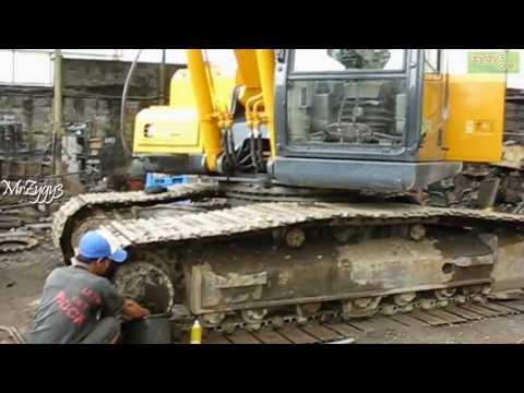 Excavator Hyundai Robex 210 7H Service Time