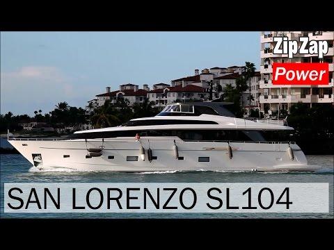 Sanlorenzo 104 | Morning Cruise in Miami