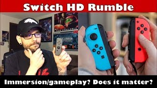 Video-Search for hd rumble