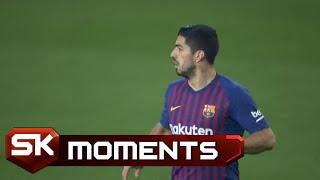 Unakrsna Paljba na Gol Valjadolida, ali na Kraju Samo 1:0 za Barselonu   SPORT KLUB Fudbal