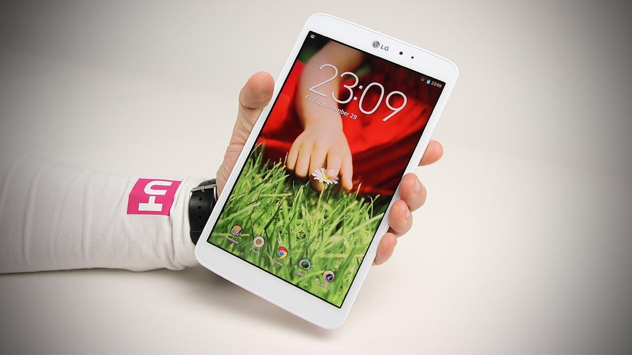 LG G Pad 8.3 Unboxing & Review (LG-V500)