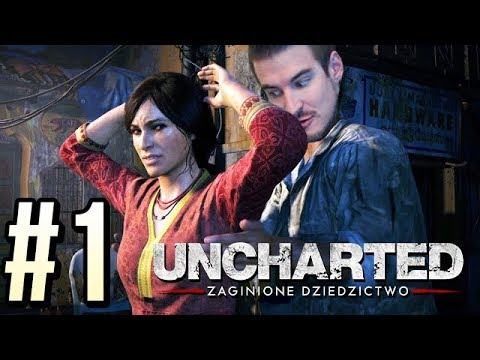 WRACA NAJLEPSZA SERIA UNCHARTED!!! (Uncharted: TLL #1)