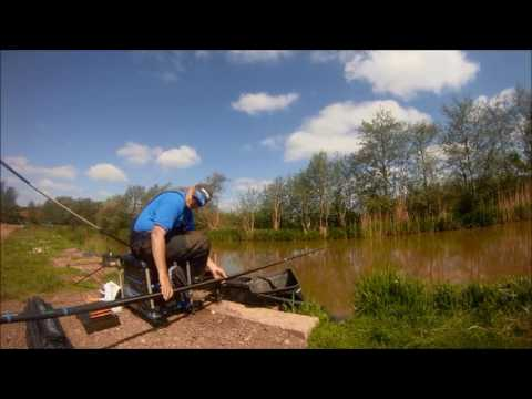 HerronBrook Open Match - Canal Pool Peg 13
