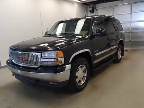 Used 2006 gmc yukon 4dr 1500 4wd slt davis gm lethbridge youtube used 2006 gmc yukon 4dr 1500 4wd slt davis gm lethbridge sciox Choice Image