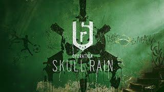 Tom Clancy's Rainbow Six Siege - Skull Rain Reveal Stream [VOD]