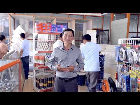 ABA Bank loan TVC - hardware shop