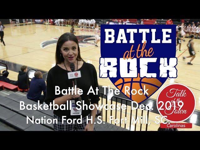 Battle at The Rock Basketball Showcase