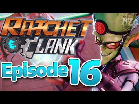 Dr. Nefarious!? - Ratchet and Clank PS4 Gameplay - Episode 16