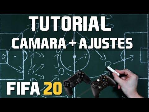 FIFA 20 LA MEJOR CONFIGURACIÓN de CAMARA y CONTROL! Nuevas Opciones