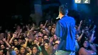 HOOBASTANK - the reason (live Mtv2)