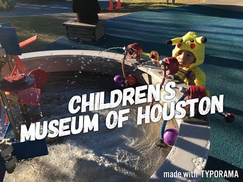 PIKACHU in Children's Museum of Houston