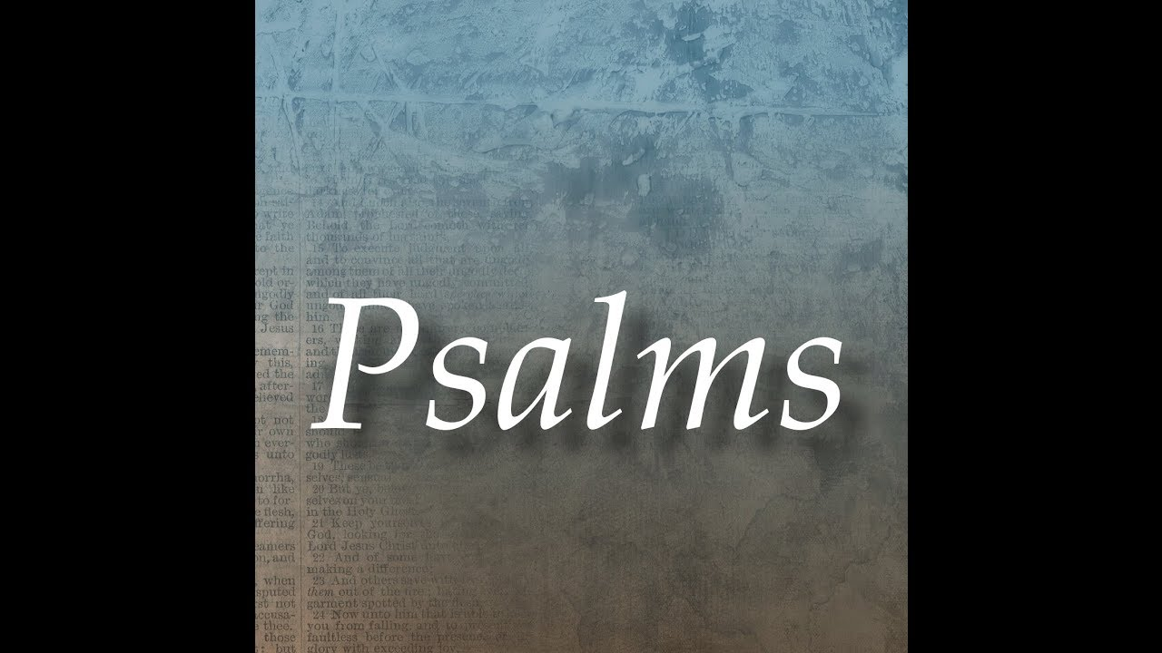 Psalm 35 (King James Version) , The Holy Bible (KJV) , Dramatized Audio  Bible