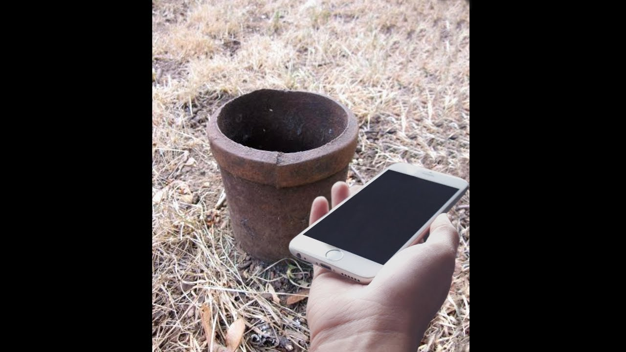 dropping-brand-new-iphone-down-the-deepest-hole-ever